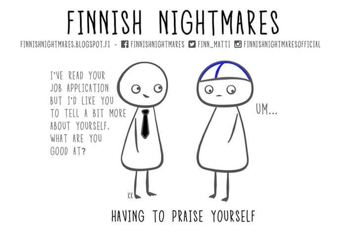 Source: Karoliina Korhonen, Finnish Nightmares