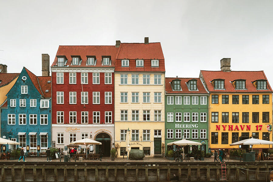 10 tech jobs with relocation to Denmark in November 2020